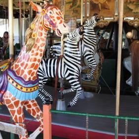 Carousel animals