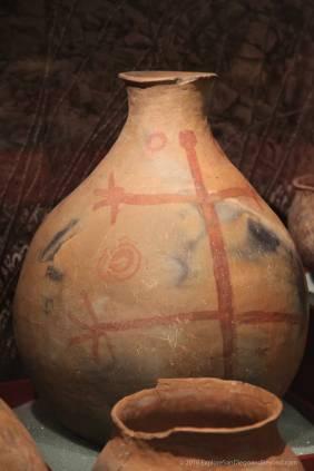 Kumeyaay pottery