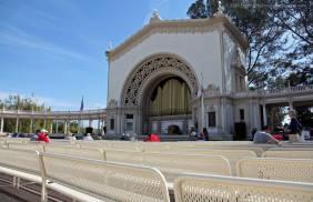 Spreckles Organ Pavilion
