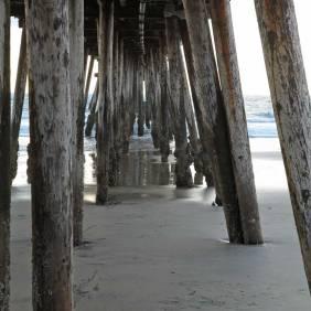 Under the IB Pier