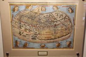 World Map 1482 or 1486