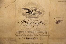 Stunning calligraphy, 1816