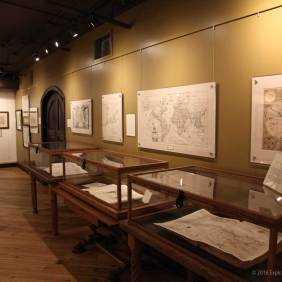 Map & Atlas Museum Gallery