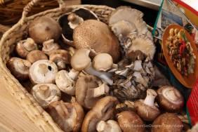 Mushrooms at Garden Fresh