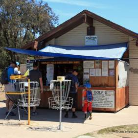 The Disc Golf Pro Shop