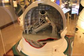 A model of the 200-inch Hale Telescope