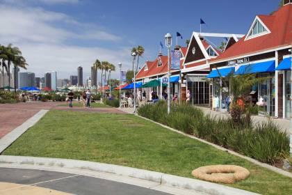 Shops at Coronado Ferry Landing