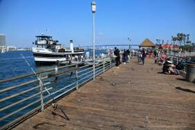 Pier and Ferry