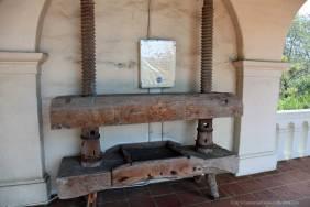 Wine press, 1770