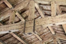 Museum rafters