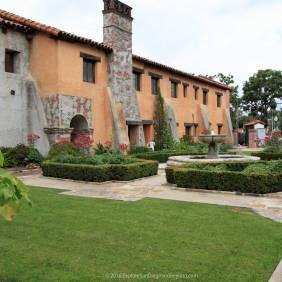 Mission buildings