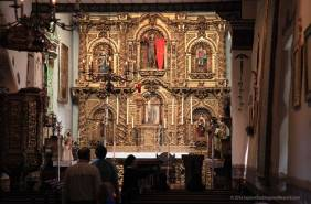 Chapel altar
