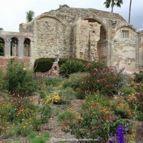 Great Stone Church ruins