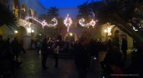 Prado Courtyard at December Nights