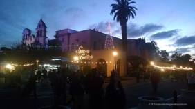 Plaza de Panama at December Nights