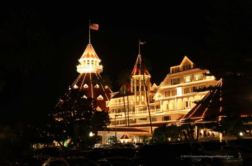 Holidays at the Hotel del Coronado, 2013