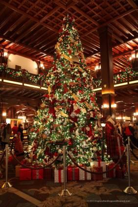 Holidays at the Hotel del Coronado, 2013
