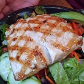 Grilled Mahi Mahi Salad