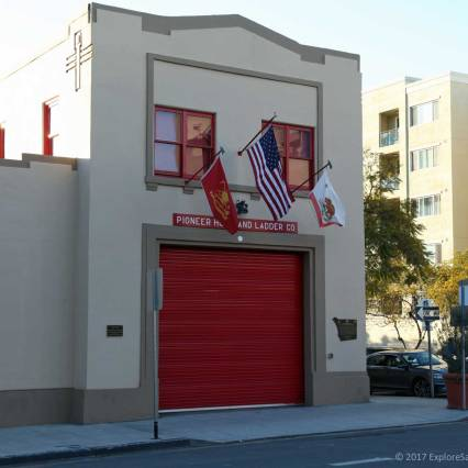 San Diego Firehouse Museum