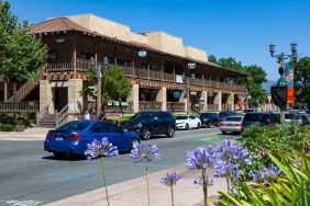 Shops in Old Town Temecula