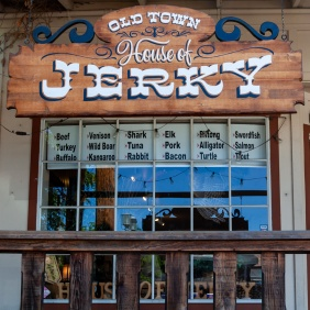 Old Town House of Jerky